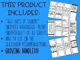"""Wonder"" Bookmarks: Mr. Browne's Precepts"