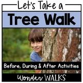 Tree Nature Walk (Arbor Earth Day Activities)