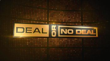 """""""Wonder"""" by RJ Palacio DEAL OR NO DEAL Review Game"""