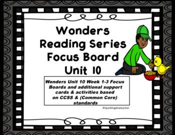 """""""Wonders Focus Board Unit 10"""