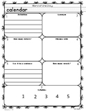 ***MCGRAW HILL WONDERS*** Vocabulary Notebook Pages Unit 3