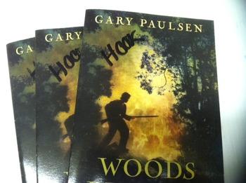 """Woods Runner"" books, by Gary Paulsen - Literature Circle Set"