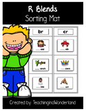{Word Work} R Blend Sorting Mat Activity Packet