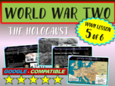 . World War II (TWO) (Part 5 of 6) The Holocaust VISUAL, T
