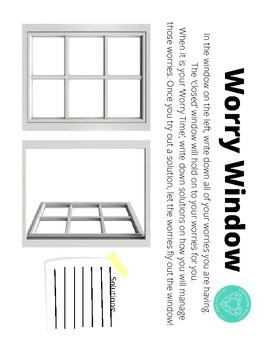 'Worry' Window