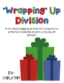 """""""Wrapping up Division"""""""