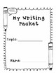 """""""Write My Own Story Packet"""""""