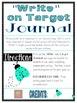 """""""Write"""" on Target Journal- 1st Grade"""