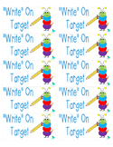 """""""Write"""" on Target Labels"""