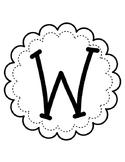 """""""Writing"""" Bulletin Board Title"""