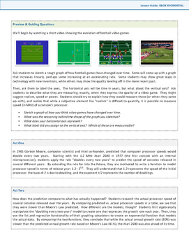 """Xbox Xponential"" Annotated Lesson Plan"