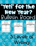 """Yeti"" for the New Year? Winter Bulletin Board Activity"
