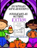 !Yo sí puedo! Serie de lectura y actividades de OCTUBRE Grados 1-3 ¡EXTRA!