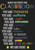 """""""You Are"""" Poster"""