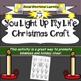 'You Light Up My Life' Lightbulb Christmas Craft- Printable- Social Emotional