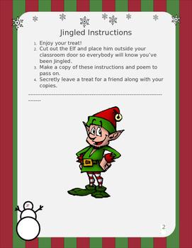 """""""You've Been Jingled"""" Holiday Gift Exchange"""