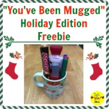 """You've Been Mugged"" Holiday Edition"