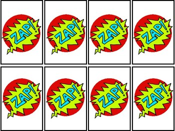 """ZAP"" Articulation Game for /CH/- Speech Therapy"