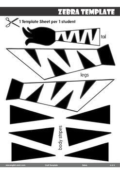 # Zebra Craft