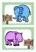 どうぶつえん!Zoo Animals: Flashcards and Playing Cards