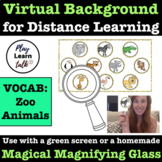 (Zoo) Virtual Background for Green Screen/Zoom/Remote Learning
