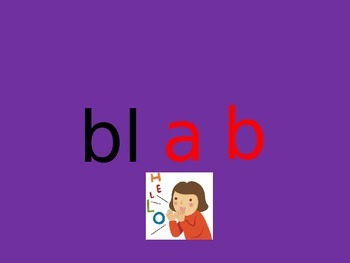 -ab word family ppt