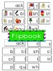 -ack Word Family Flipbook, Word Wall Cards and Data Tracki