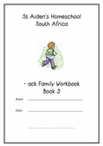 -ack Word Family Workbook