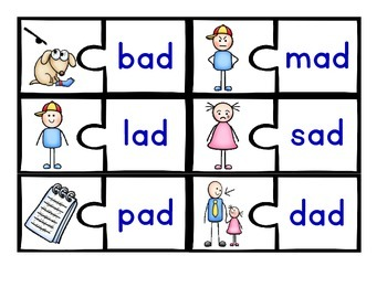 -ad Word Family