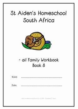 -ail Word Family Workbook