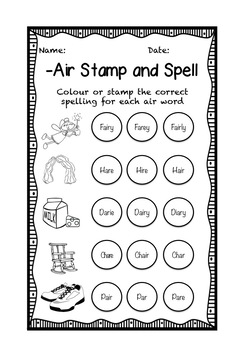 -air Phonics Bundle