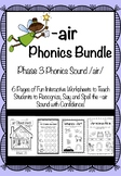-AIR Phonics Bundle