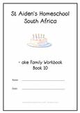 -ake Word Family Workbook