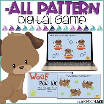 -all Word Family: Interactive Game