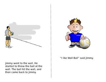 -all Word Family Short Story