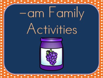 -am Family Activities