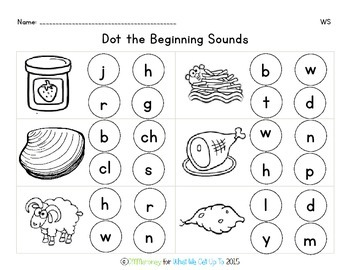 -am Word Family Resource Pack