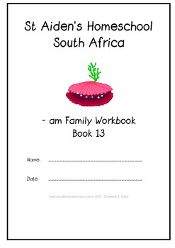 -am Word Family Workbook