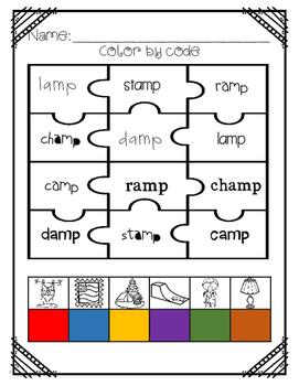 -amp word family