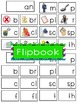 -an Word Family Flipbook, Word Wall Cards and Data Tracking Sheets!