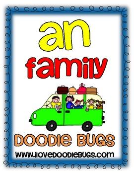 -an Word Family Mini Unit
