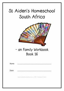 -an Word Family Workbook