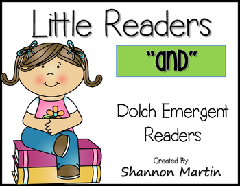 """""""and"""" Little Reader"""