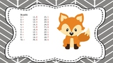 ,= and Place Value Game