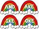 -and, -ake, -ike, -oke Activity Word Sort