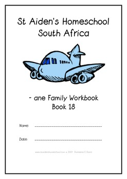 -ane Word Family Workbook