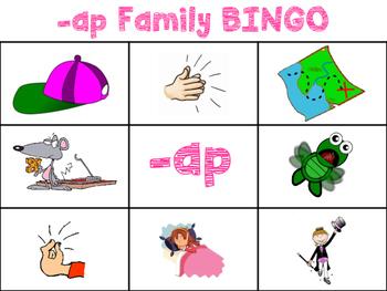 -ap Family Mini Set