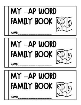 -ap Word Family Book