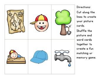 -ap Word Family Resource Pack