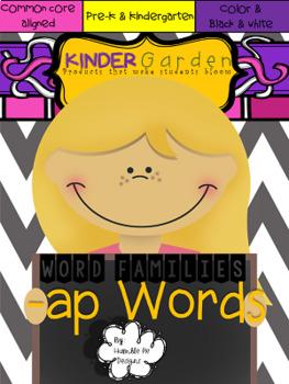-ap word family flip book